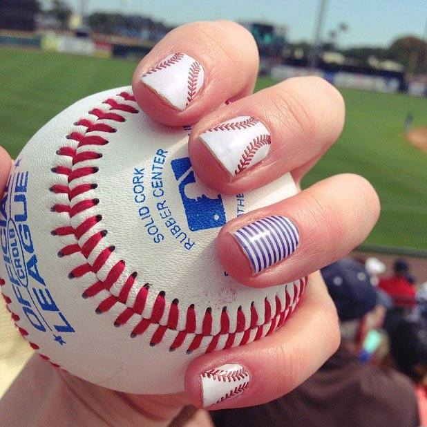 Go KC Royals! – Jamberry by Queen P Designs